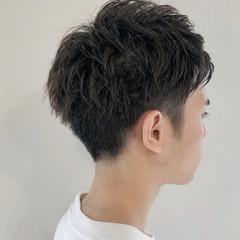 刈り上げショート メンズヘア ショート メンズ ヘアスタイルや髪型の写真・画像