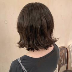 ボブ ボブ パーマ パーマ ヘアスタイルや髪型の写真・画像