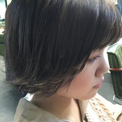 大人かわいい 大人ハイライト 透明感カラー フェミニン ヘアスタイルや髪型の写真・画像