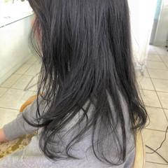 オフィス ナチュラル 先取り 暗髪 ヘアスタイルや髪型の写真・画像