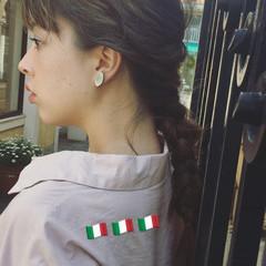 ヘアアレンジ デート リラックス 女子会 ヘアスタイルや髪型の写真・画像