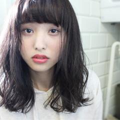 こなれ感 ニュアンス 大人女子 ゆるふわ ヘアスタイルや髪型の写真・画像
