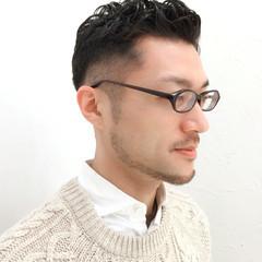 ショート 外国人風 ボーイッシュ 刈り上げ ヘアスタイルや髪型の写真・画像