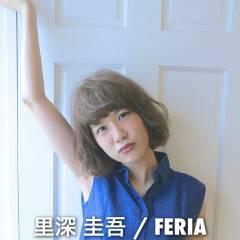 ボブ マルサラ パーマ ショートボブ ヘアスタイルや髪型の写真・画像
