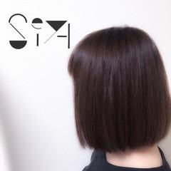 アッシュ ナチュラル 大人女子 色気 ヘアスタイルや髪型の写真・画像