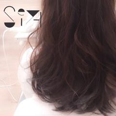 ロング フェミニン ニュアンス こなれ感 ヘアスタイルや髪型の写真・画像
