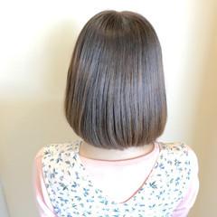 夏 ボブ フェミニン 春 ヘアスタイルや髪型の写真・画像