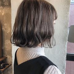 オフィス デート ナチュラル エフォートレス ヘアスタイルや髪型の写真・画像