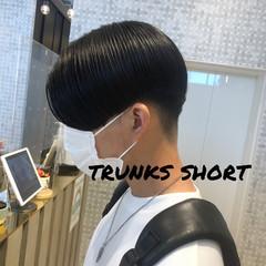 メンズカット メンズマッシュ モード メンズ ヘアスタイルや髪型の写真・画像