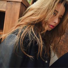 大人かわいい グラデーションカラー 外国人風 ストリート ヘアスタイルや髪型の写真・画像
