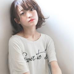 パーマ 透明感 簡単 大人かわいい ヘアスタイルや髪型の写真・画像