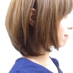 フェミニン 大人かわいい ひし形 冬 ヘアスタイルや髪型の写真・画像