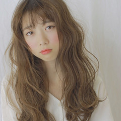 アンニュイ ラフ かわいい 大人かわいい ヘアスタイルや髪型の写真・画像