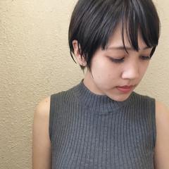 オフィス 女子会 秋 透明感 ヘアスタイルや髪型の写真・画像