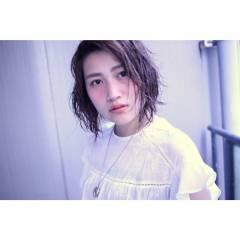 モテ髪 ボブ コンサバ パンク ヘアスタイルや髪型の写真・画像