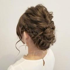ナチュラル 大人かわいい トレンド 女子会 ヘアスタイルや髪型の写真・画像