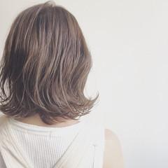 外国人風 ナチュラル 透明感 秋 ヘアスタイルや髪型の写真・画像