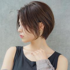 ショートボブ 大人ショート 大人女子 ショート ヘアスタイルや髪型の写真・画像