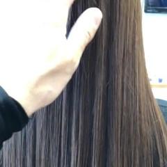 オフィス 大人女子 デート セミロング ヘアスタイルや髪型の写真・画像