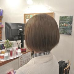 ボブ 外国人風 ゆるふわ 大人女子 ヘアスタイルや髪型の写真・画像