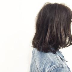 ボブ ストレート ストリート マルサラ ヘアスタイルや髪型の写真・画像