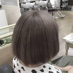 アッシュ 外国人風 ハイトーン ストリート ヘアスタイルや髪型の写真・画像