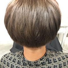 ブリーチ ショート ストリート ダブルカラー ヘアスタイルや髪型の写真・画像