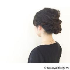 大人かわいい 外国人風 ヘアアレンジ 花嫁 ヘアスタイルや髪型の写真・画像