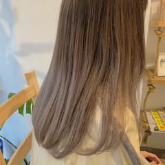 グラデーションカラー グラデーション モード ハイトーンカラー ヘアスタイルや髪型の写真・画像