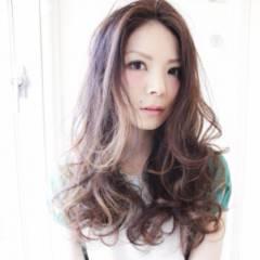 モテ髪 フェミニン セミロング 愛され ヘアスタイルや髪型の写真・画像