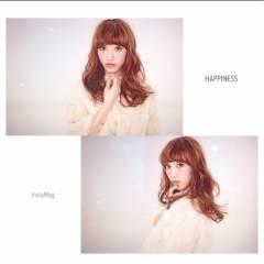 ウェーブ モード コンサバ モテ髪 ヘアスタイルや髪型の写真・画像