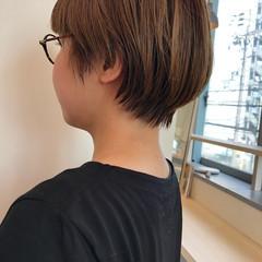 ショートボブ ベリーショート ショート モード ヘアスタイルや髪型の写真・画像