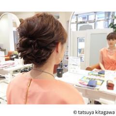 ヘアアレンジ ゆるふわ 外国人風 結婚式 ヘアスタイルや髪型の写真・画像