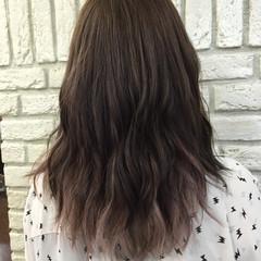 ストリート ピンク アッシュ イルミナカラー ヘアスタイルや髪型の写真・画像