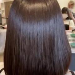 髪質改善トリートメント 最新トリートメント 髪質改善 ヘアケア ヘアスタイルや髪型の写真・画像