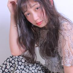 エレガント モテ髪 アンニュイほつれヘア 撮影 ヘアスタイルや髪型の写真・画像