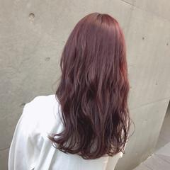 ナチュラル セミロング 簡単ヘアアレンジ ヘアスタイルや髪型の写真・画像