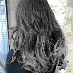 透明感 大人女子 ナチュラル ウェーブ ヘアスタイルや髪型の写真・画像
