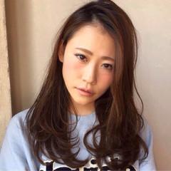 大人女子 ヘアアレンジ ナチュラル セミロング ヘアスタイルや髪型の写真・画像