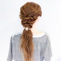 簡単ヘアアレンジ ショート 大人女子 エレガント ヘアスタイルや髪型の写真・画像