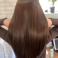 TOKIOトリートメント ナチュラル 艶髪 美髪 ヘアスタイルや髪型の写真・画像