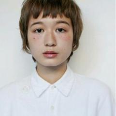 アッシュ 外国人風 ストリート 簡単 ヘアスタイルや髪型の写真・画像