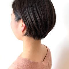 透明感カラー 簡単スタイリング 大人可愛い モード ヘアスタイルや髪型の写真・画像