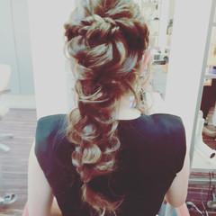 ヘアアレンジ 二次会 大人女子 結婚式 ヘアスタイルや髪型の写真・画像