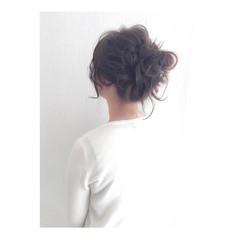 ゆるふわ 甘め ふわふわ セミロング ヘアスタイルや髪型の写真・画像