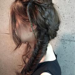くせ毛風 ショート ガーリー ヘアアレンジ ヘアスタイルや髪型の写真・画像