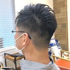 メンズ メンズヘア ベリーショート メンズカット ヘアスタイルや髪型の写真・画像