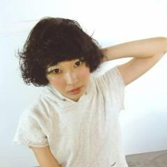 ガーリー ナチュラル ロング パーマ ヘアスタイルや髪型の写真・画像