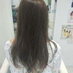 秋 艶髪 ロング 透明感 ヘアスタイルや髪型の写真・画像