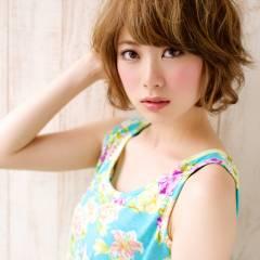 愛され ヘアアレンジ レディース コンサバ ヘアスタイルや髪型の写真・画像